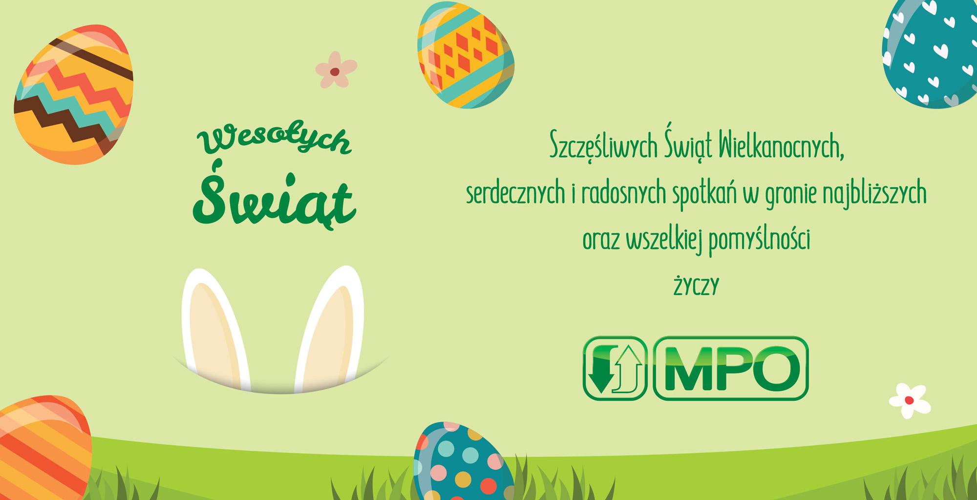 Życzenia Wielkanocne 2017 MPO